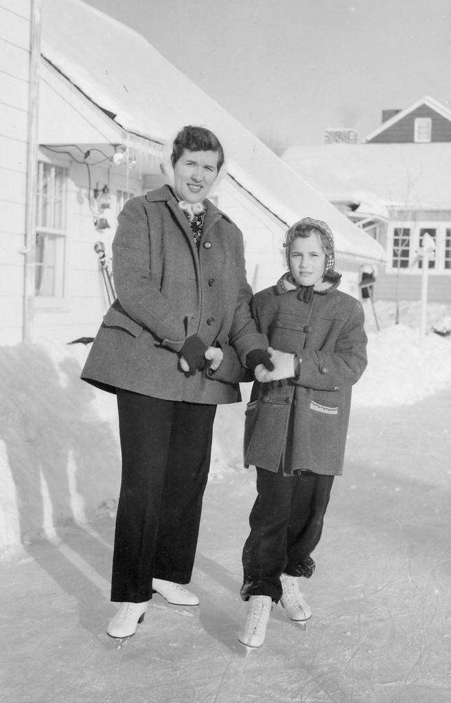 Eleanor & Lorraine Gudas