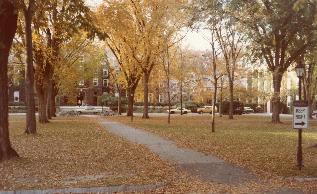 Smith College, Quadrangle