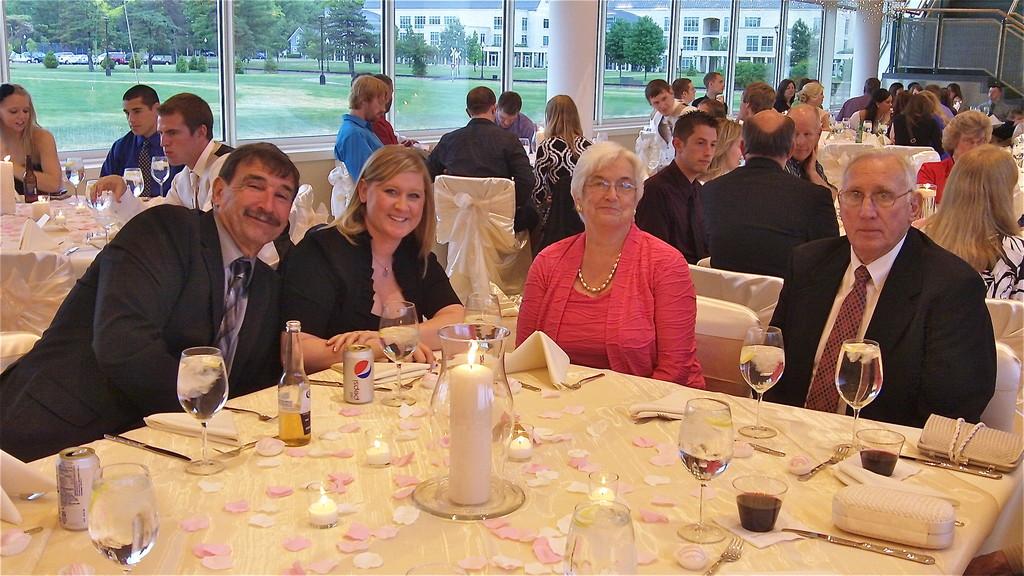 Paul Wagner, Rachael Wagner, Jerry & Joyce Doonan