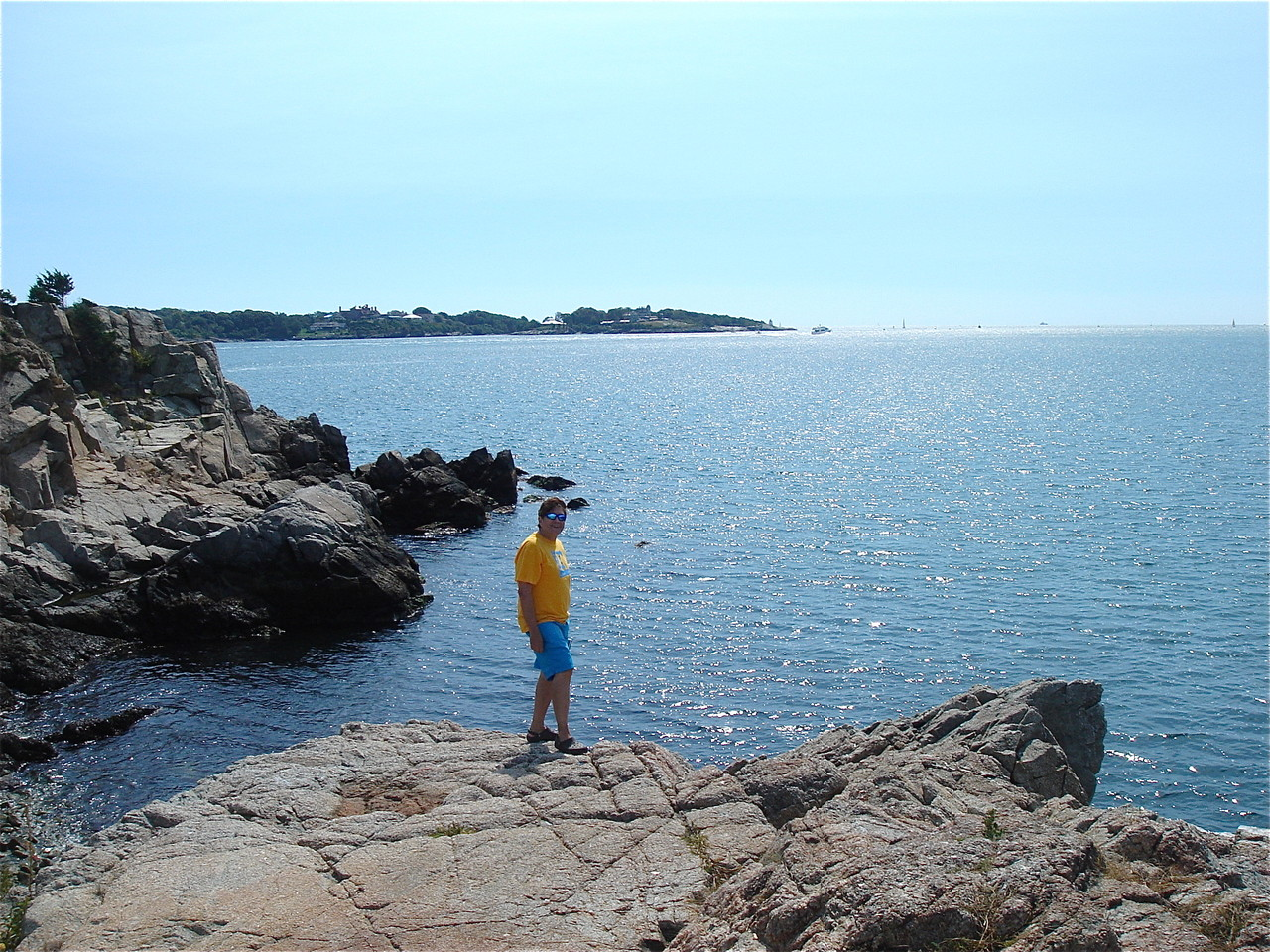 our special cove, Jamestown, RI  9-2012
