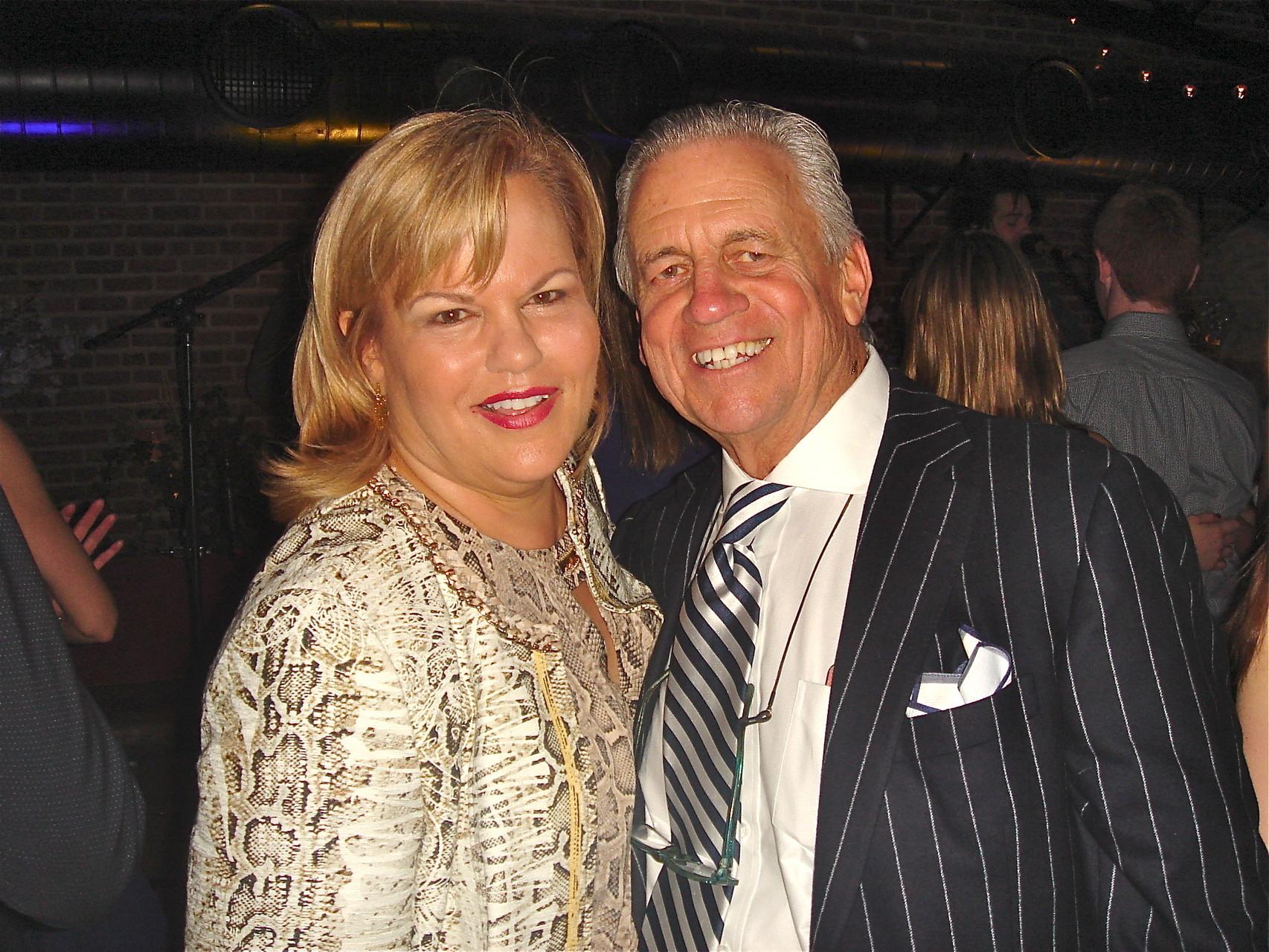Celeste & Stuart Kagel Sr.