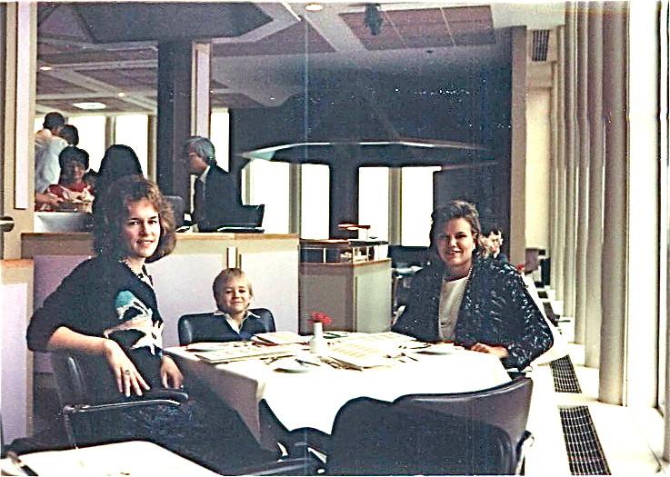 Lorraine, Greg, & Celeste  Boston