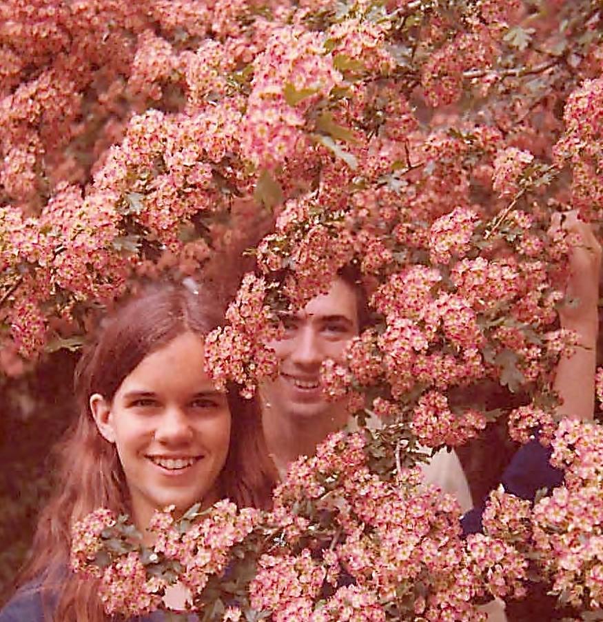Celeste, John Wagner, Princeton Univ. campus, 1972