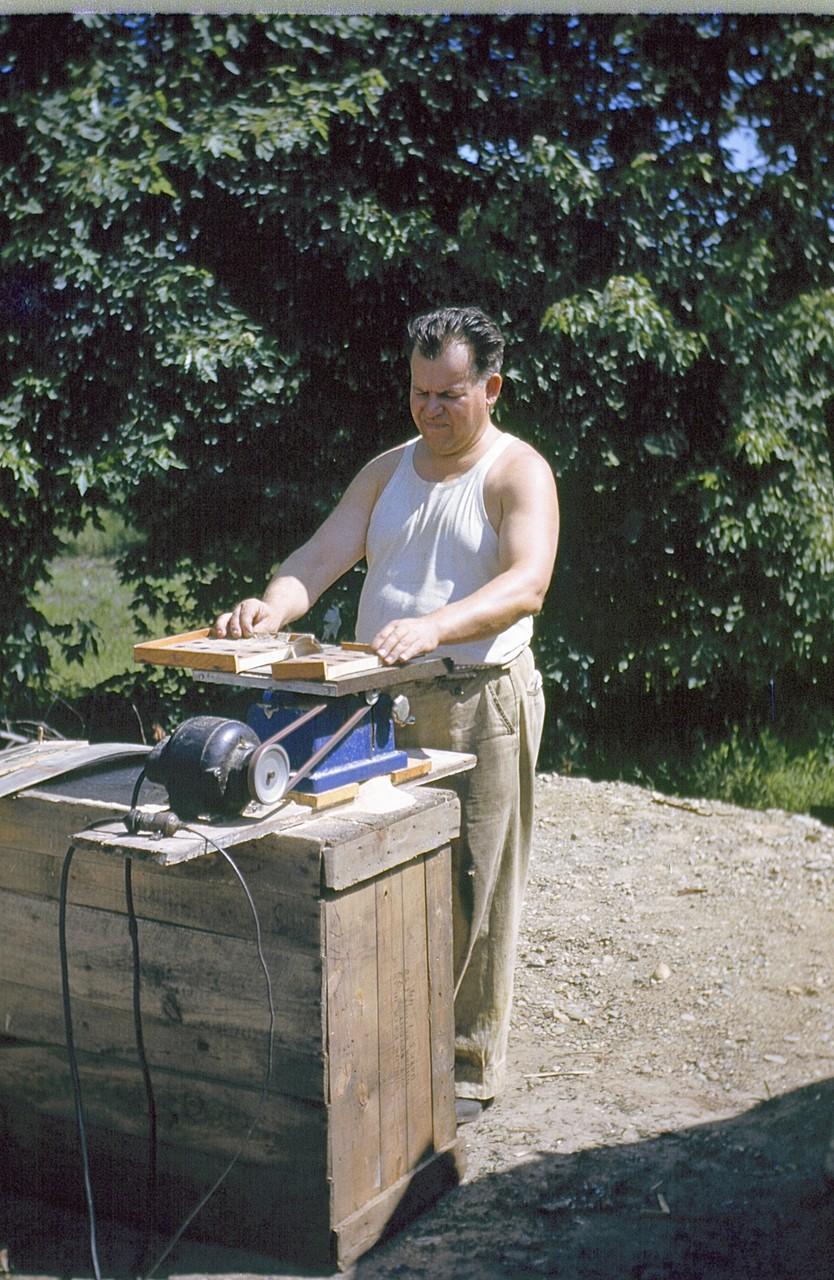 Bill Gudeczauskas, son of George & Helen