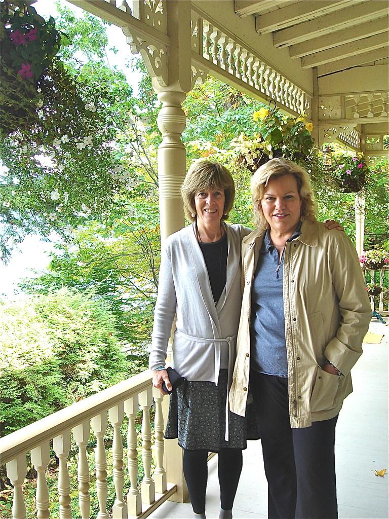 Nancy & Celeste
