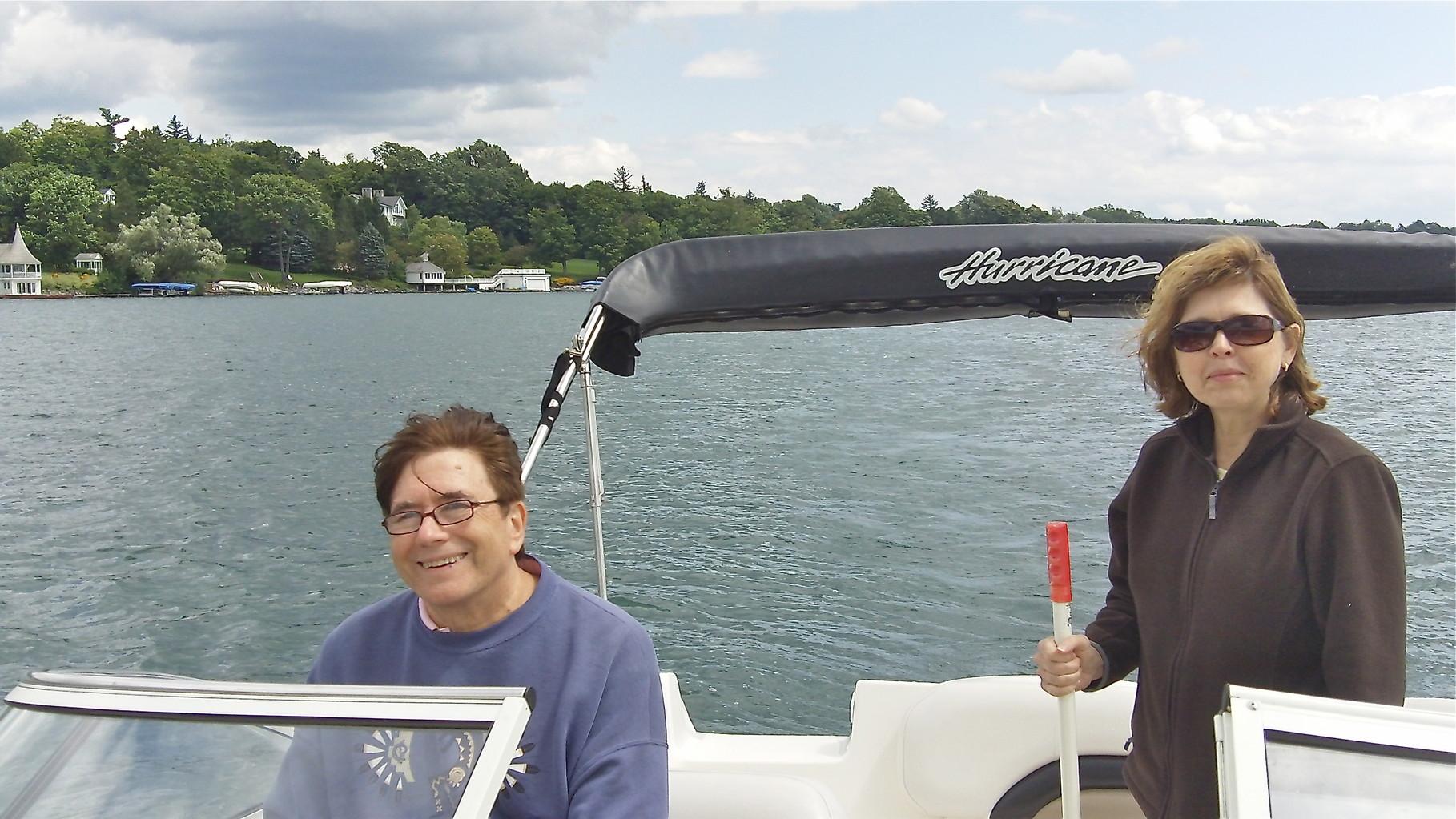 John Wagner & Barbara Lohse