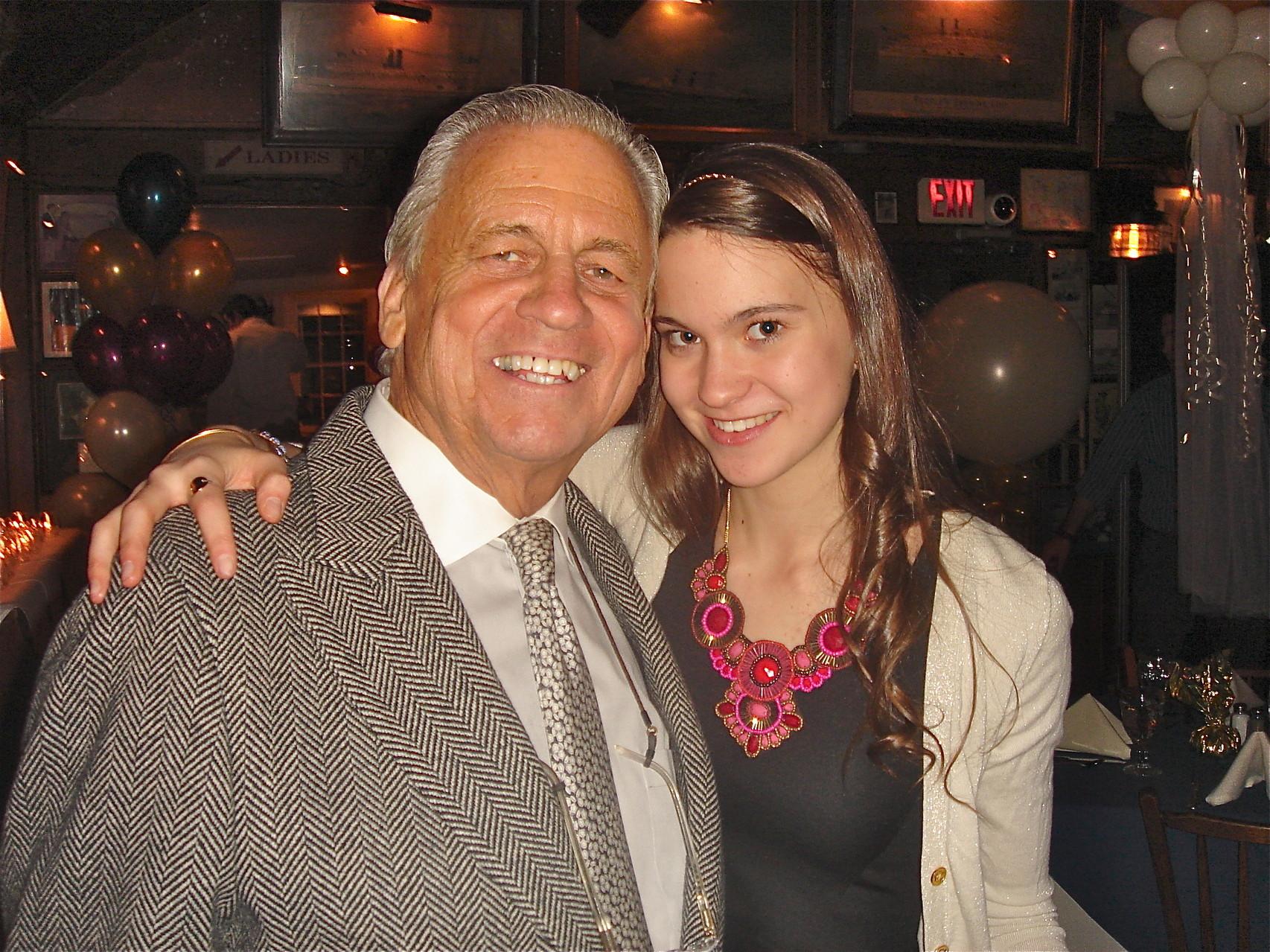 Stuart Sr. & daughter Ellie Kagel