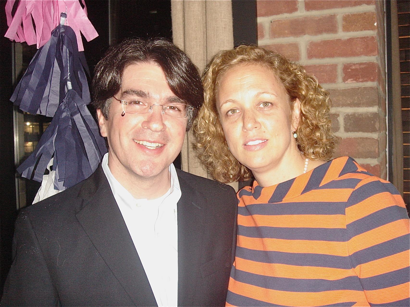 Noli & Liz Cherot, Kathy's daughter