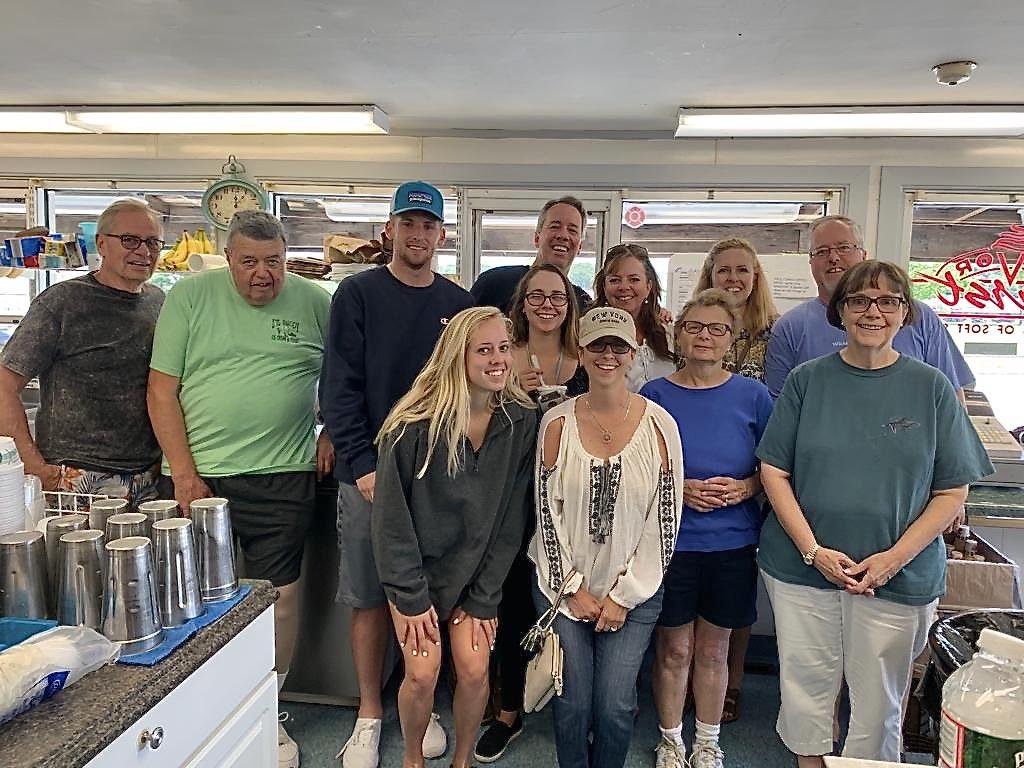 Kathy Gudas Boylan Longo & family 2019