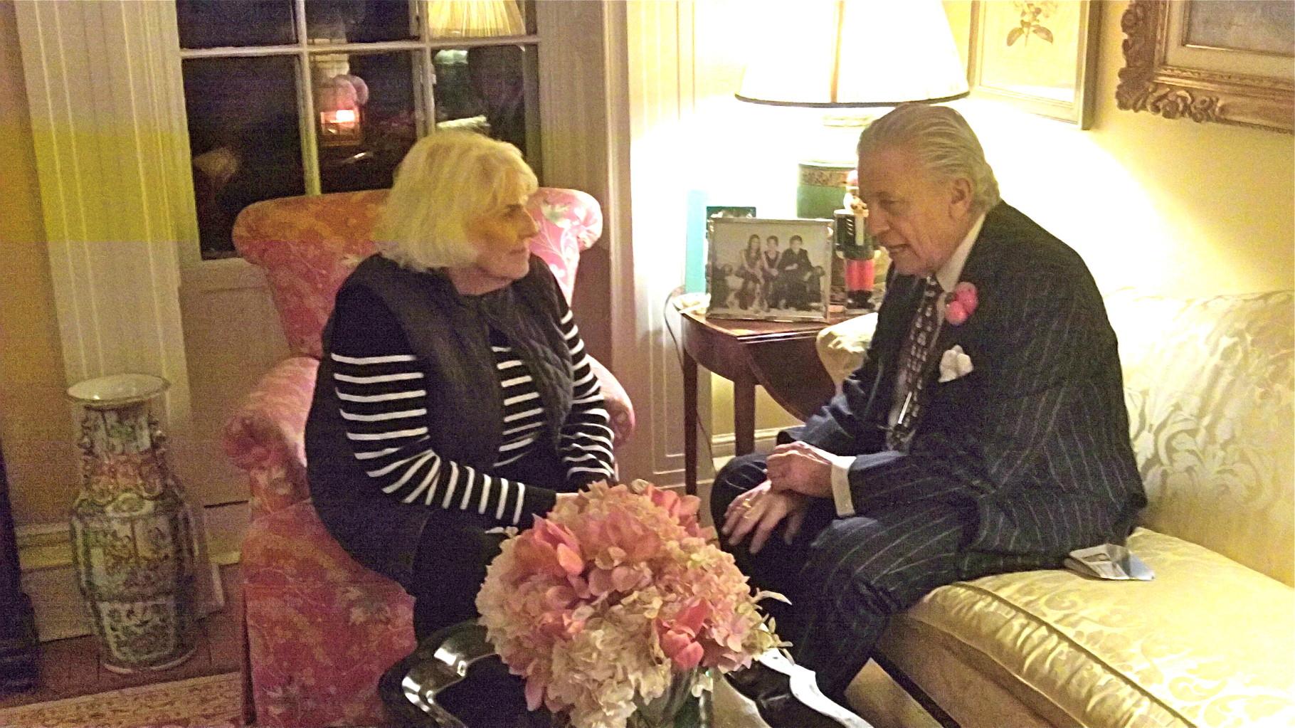 Jane Kagel & Stuart Kagel Sr.