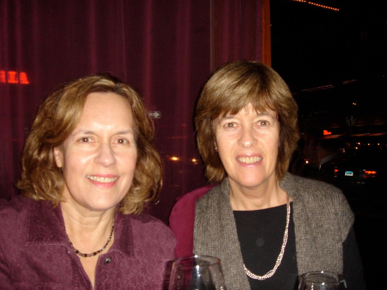 Lorraine & Nancy 2009