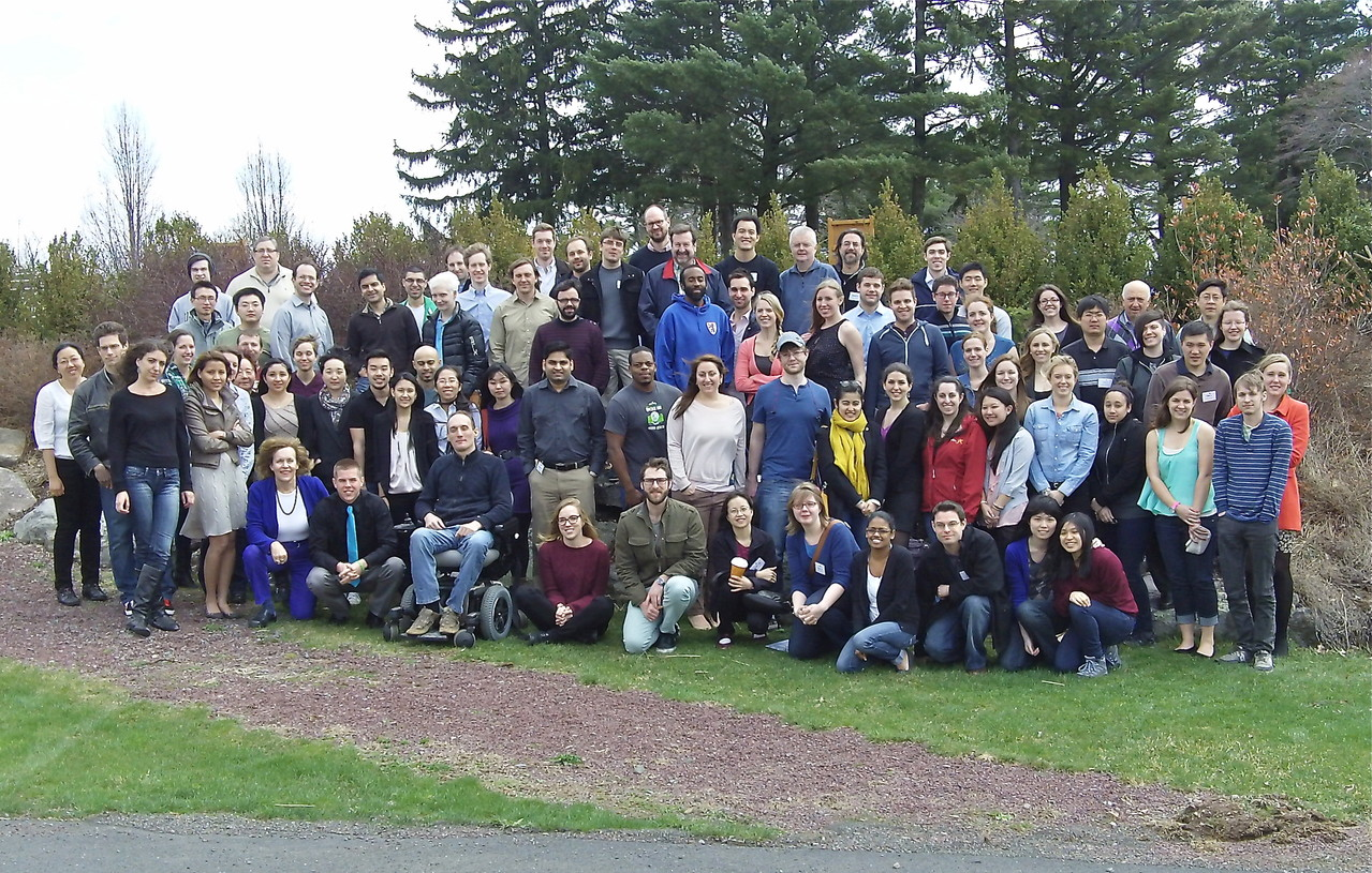 Pharmacology Program Retreat, April 2013, Sky Top, PA