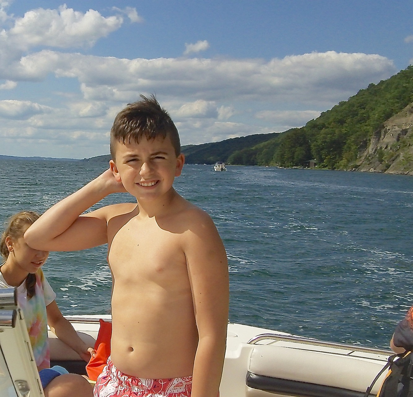 Stuart  Jr. August, 2015 Skaneateles