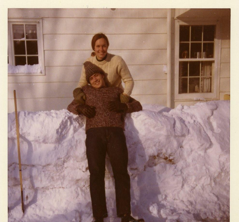 John Wagner & Lorraine Gudas 1972