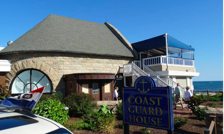 The Coast Guard House