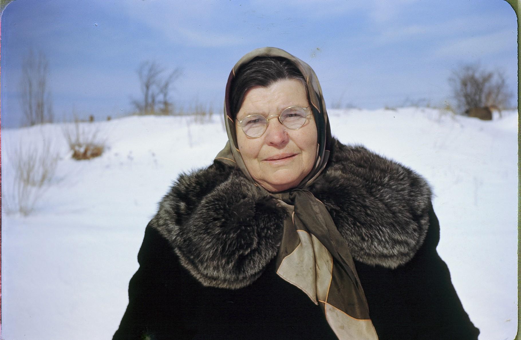 Helen Gudeczauskas, Lorraine & Celeste's grandmother, Albert's mom