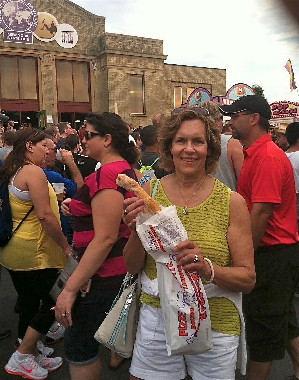 Lorraine, NY State Fair, Aug. 2014