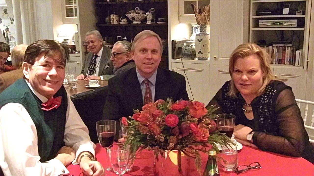John Wagner, Stuart Kagel Jr., & Celeste Gudas