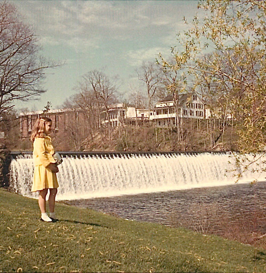 Celeste at Paradise Pond