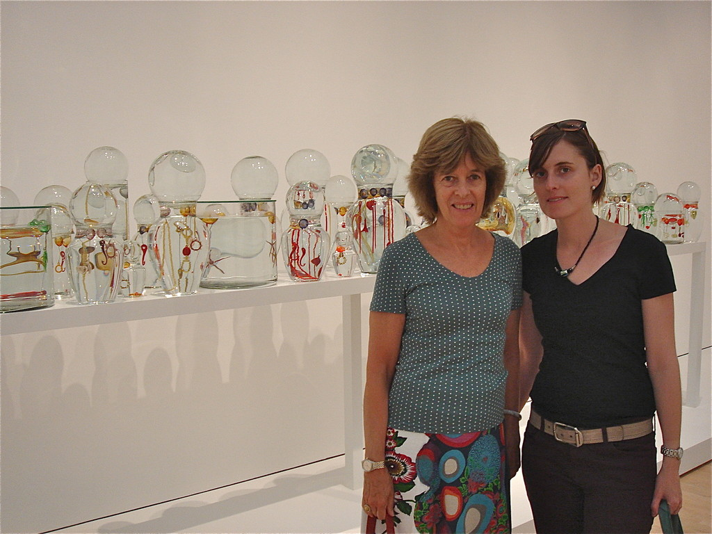 Nancy & Anna, Brooklyn Museum of Art