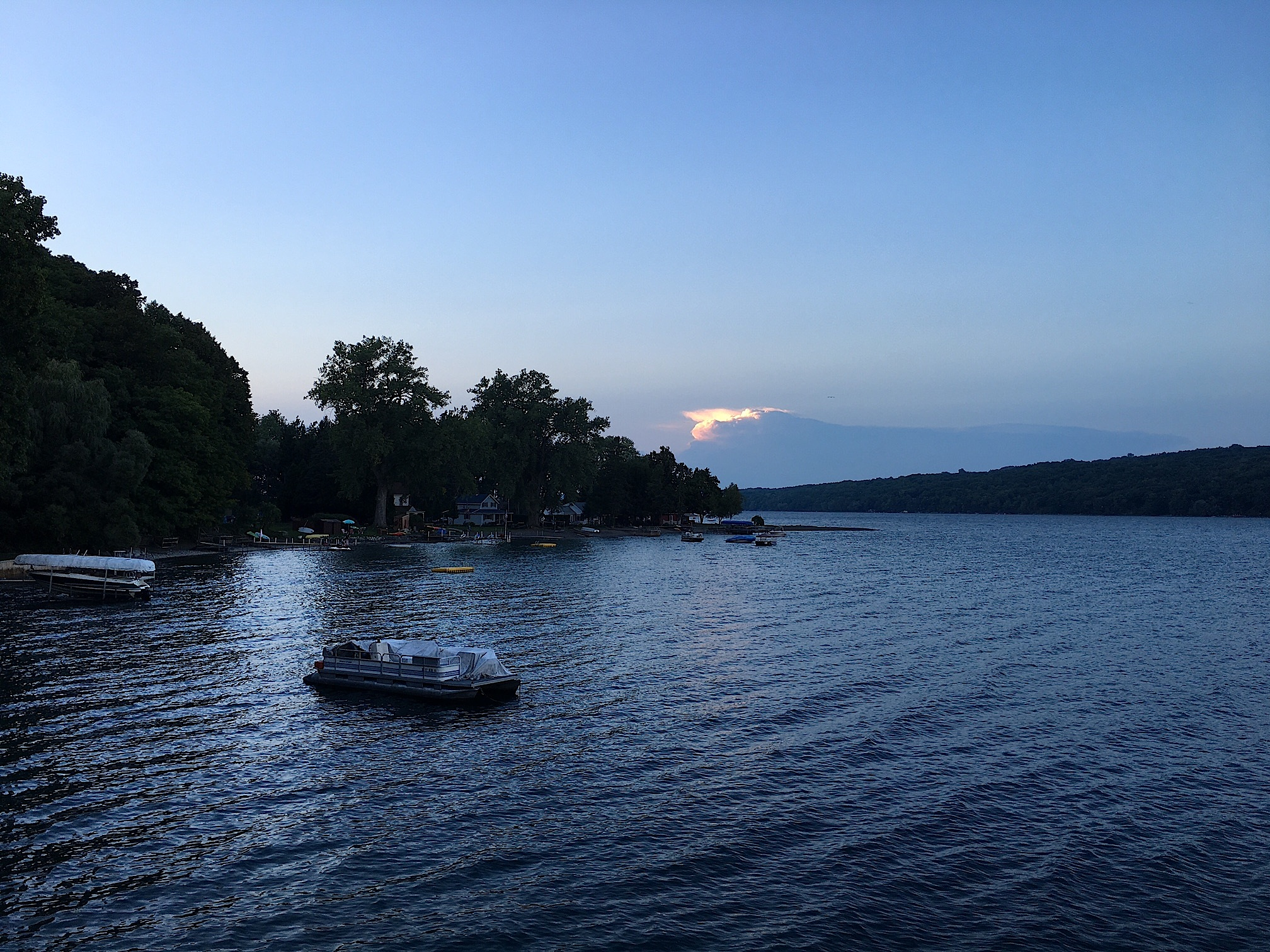 Skaneateles Lake, 9-10-16