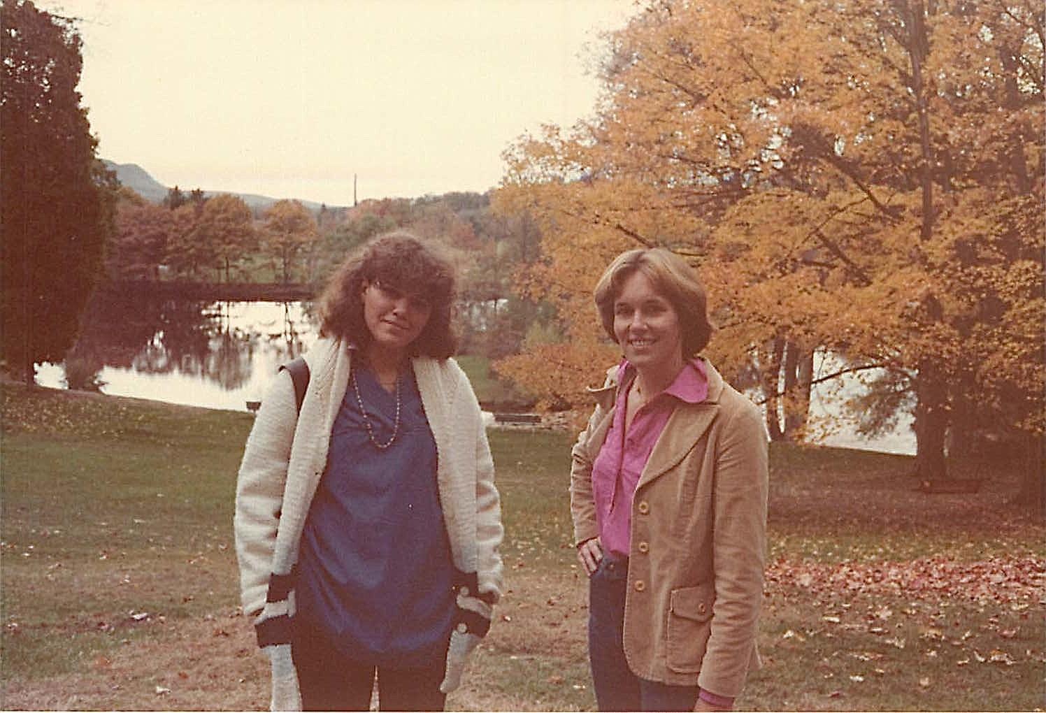 Celeste, Lorraine Gudas, 1978, Paradise Pond