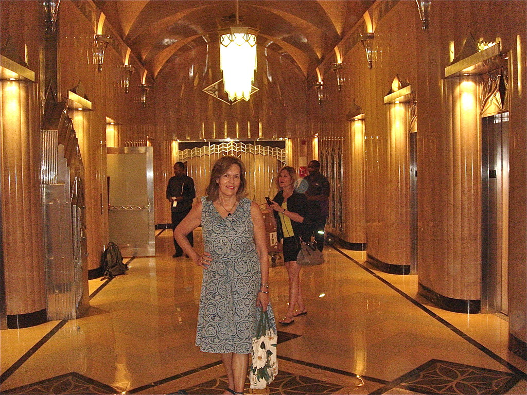 Lorraine, 51st & Lexington, Art Deco Blding, former GE Headquarters 7-31-12