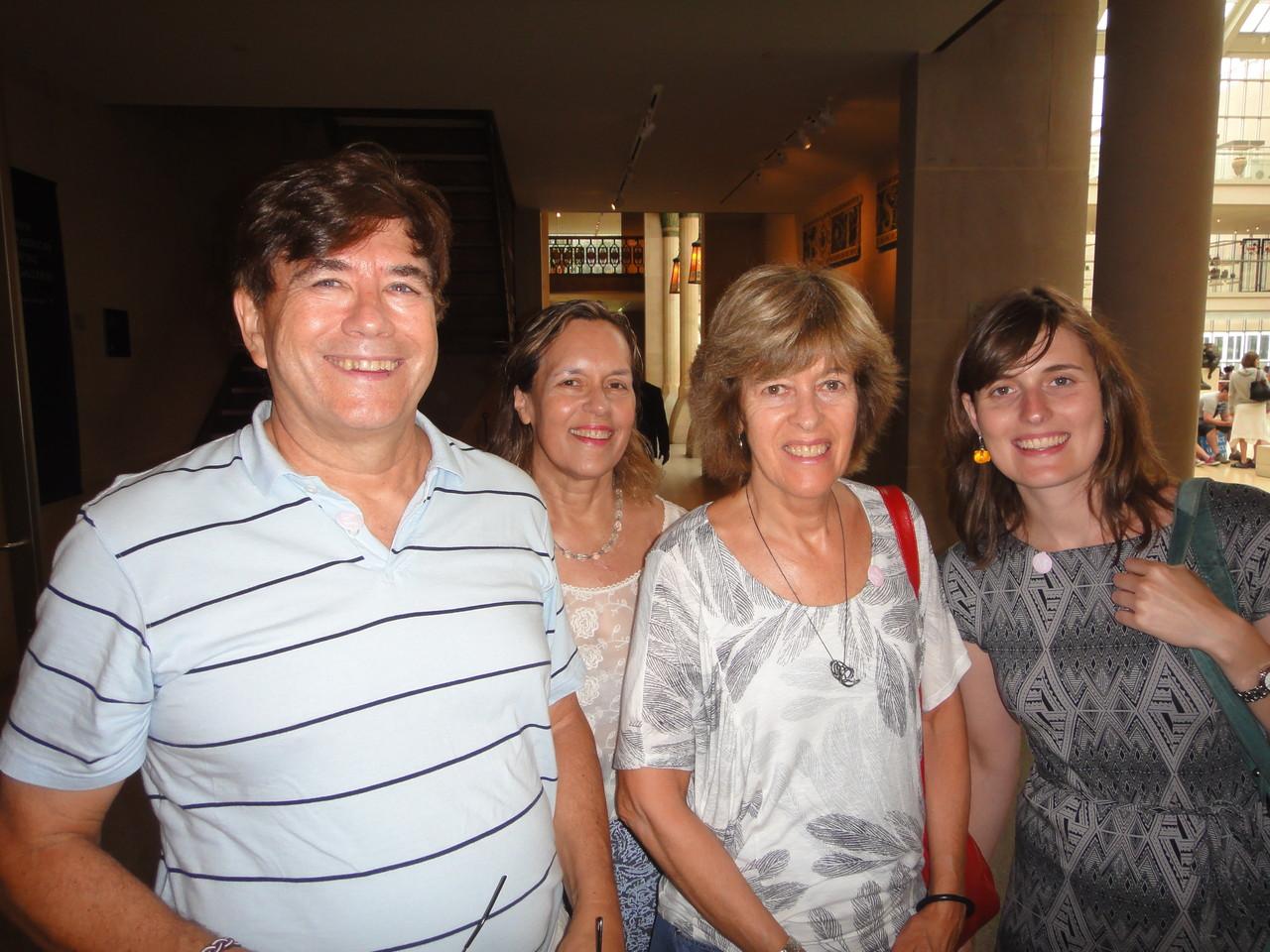 John, Lorraine, Nancy, Anna
