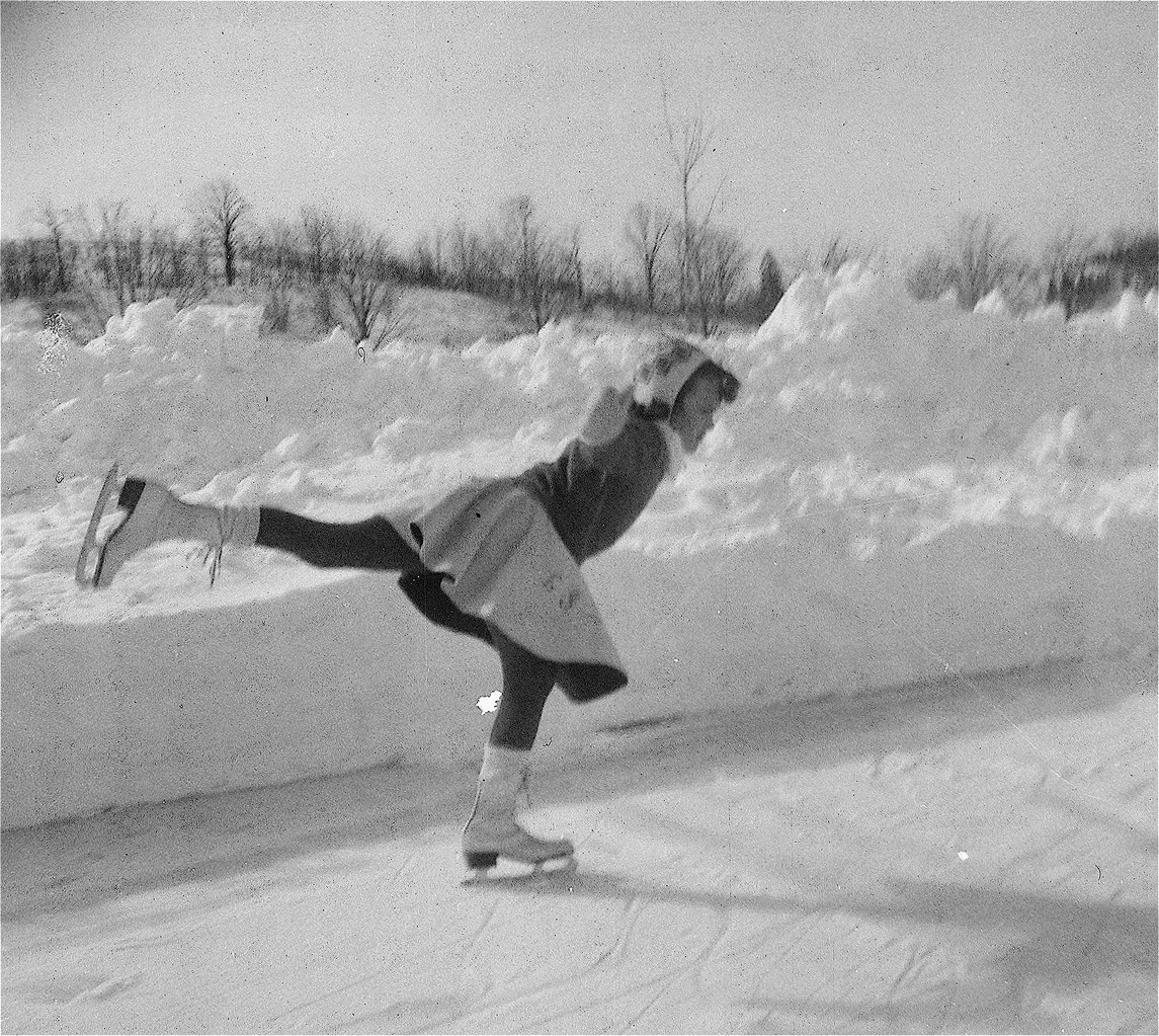 Lorraine skates