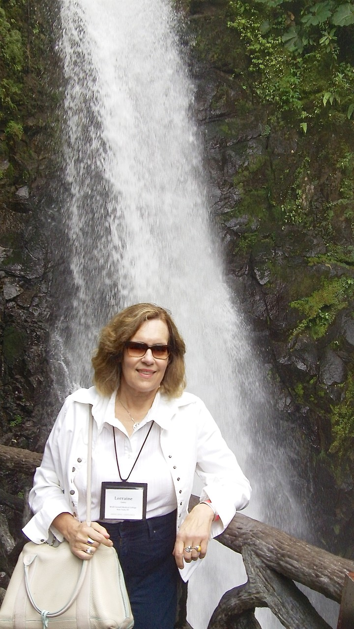 La Paz Falls, Costa Rica