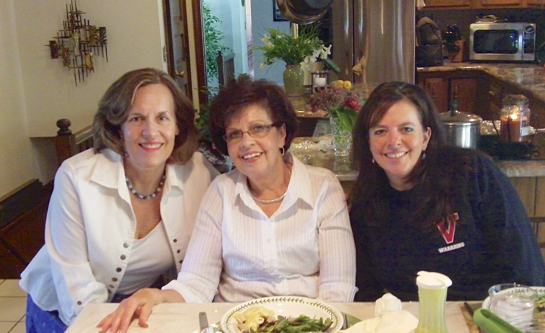 Lorraine, Kathy, and Cindy 2015, Connecticut