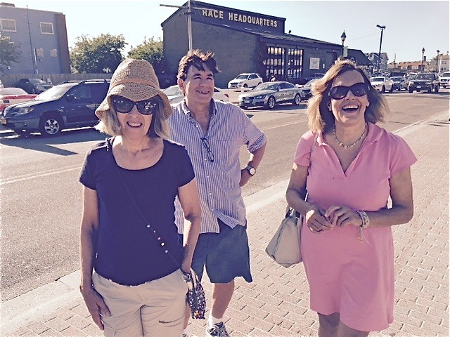 Nancy, John & Lorraine, Freeport, LI
