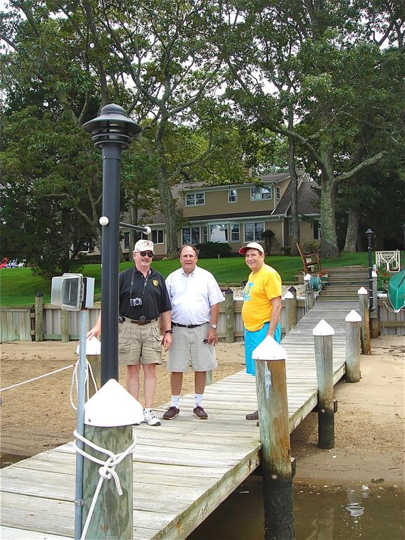 Butch, Fred, & John  Southold, LI