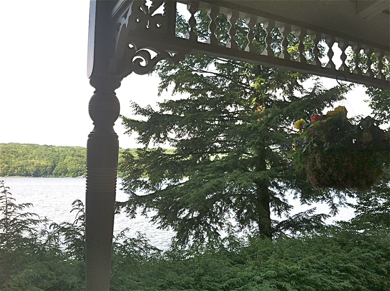 Celeste's Lakehouse, Skaneateles Lake