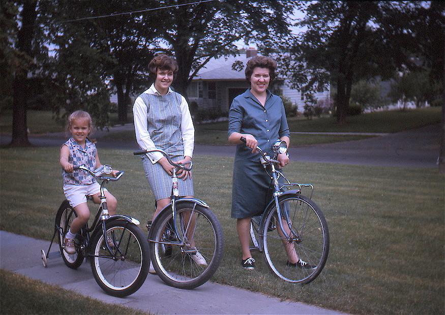 Celeste, Lorraine, Eleanor  Syracuse, NY