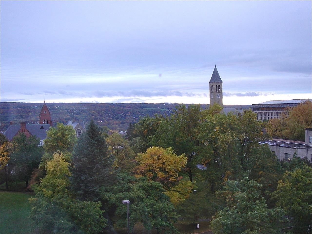 Cornell University, Ithaca, NY  10-12-2012