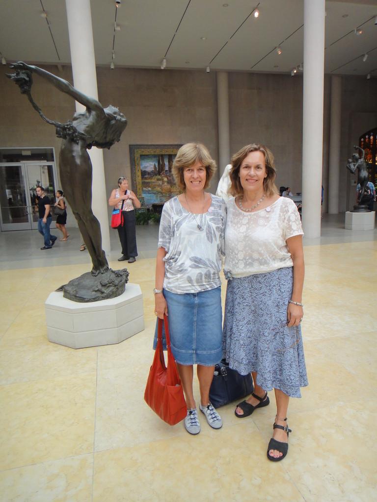 Nancy & Lorraine
