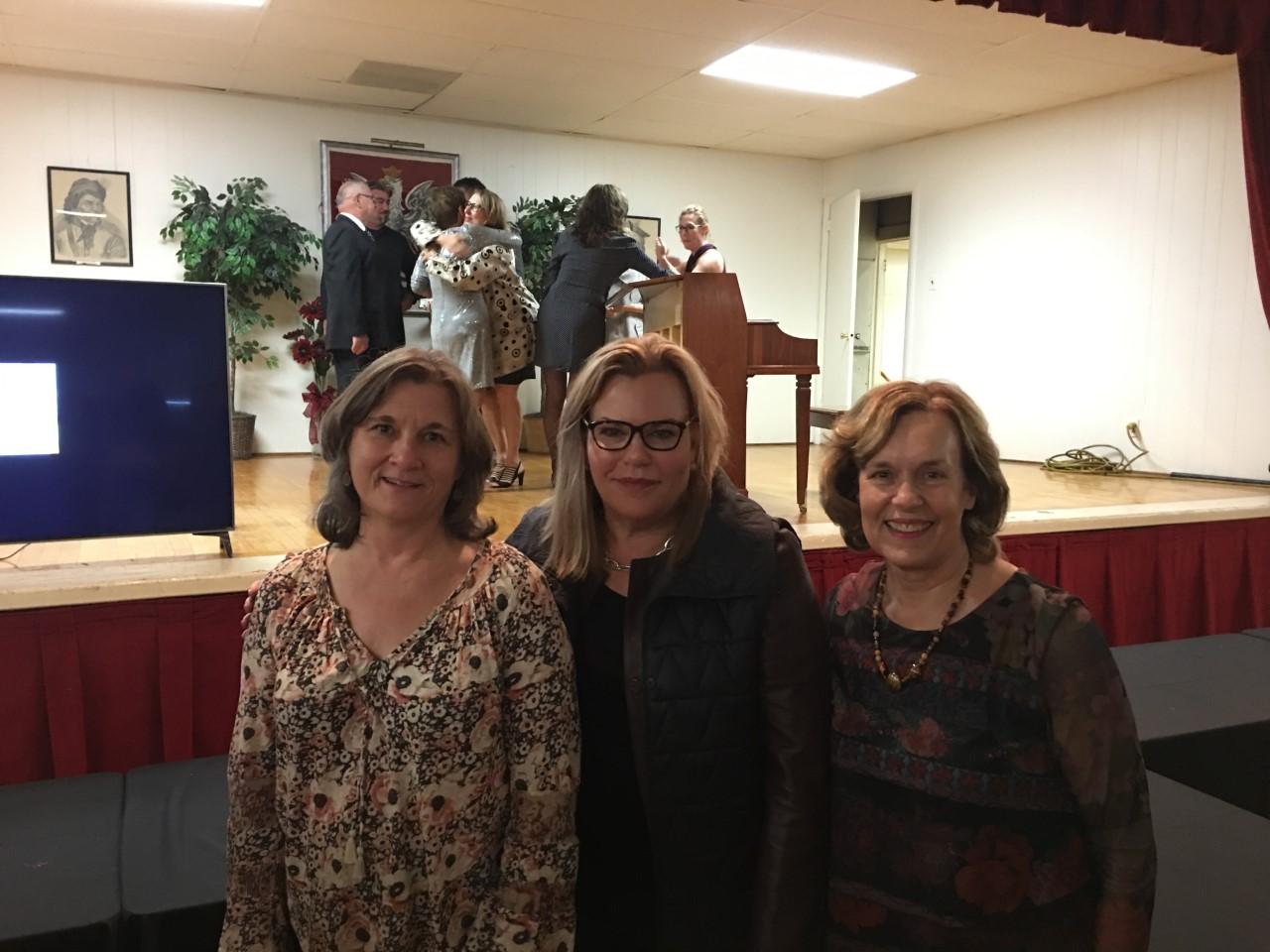 Cyndi Signorelli, Celeste, Lorraine Gudas