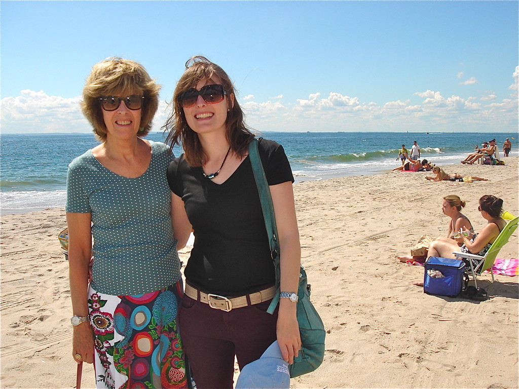 Nancy & Anna, Brighton Beach