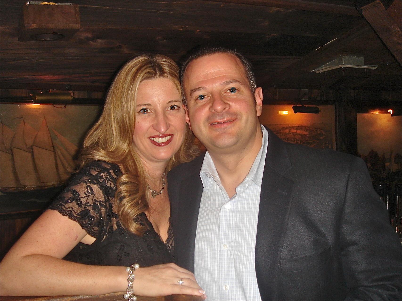 Julie & Anthony Donnarumma