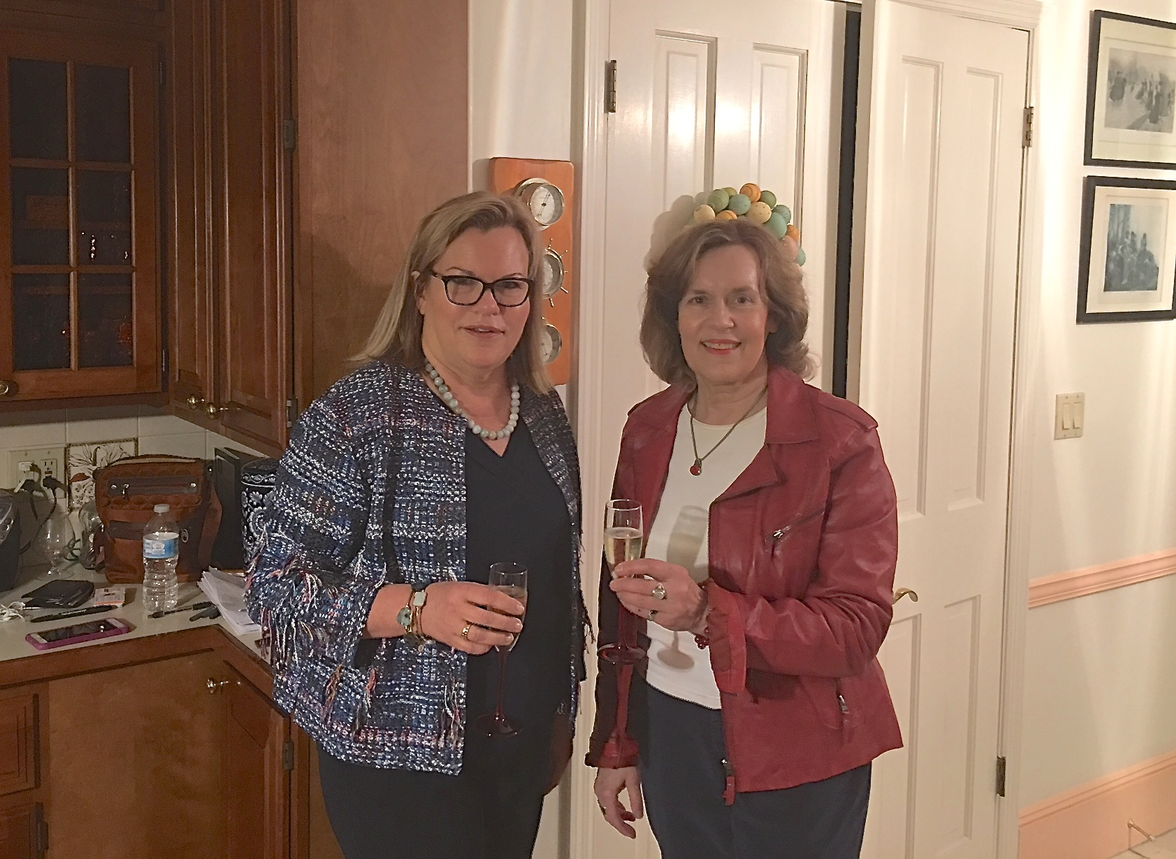 Celeste & Lorraine, Mother's Day, 2018