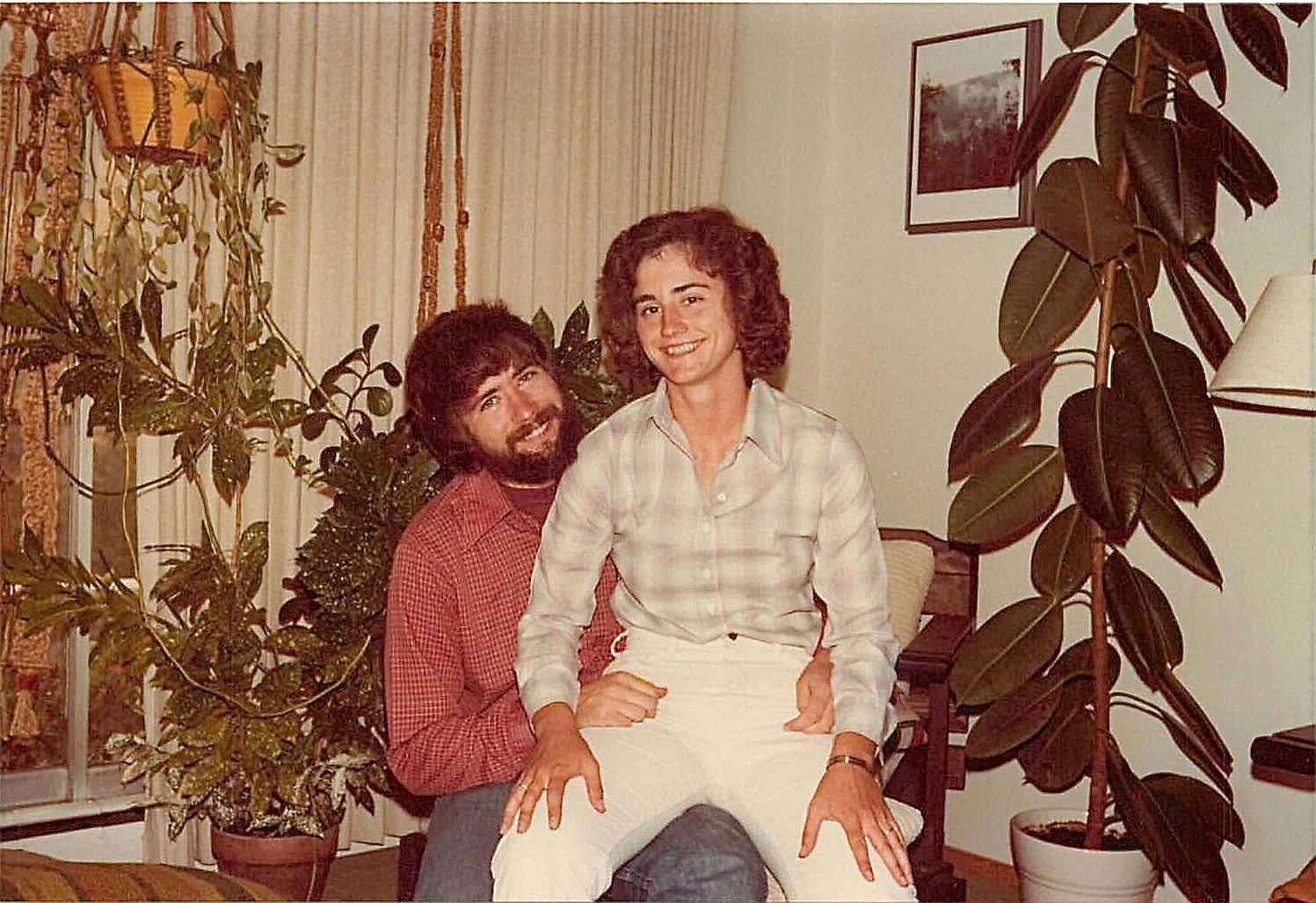 John & Ann Wagner, 1978, San Francisco, CA