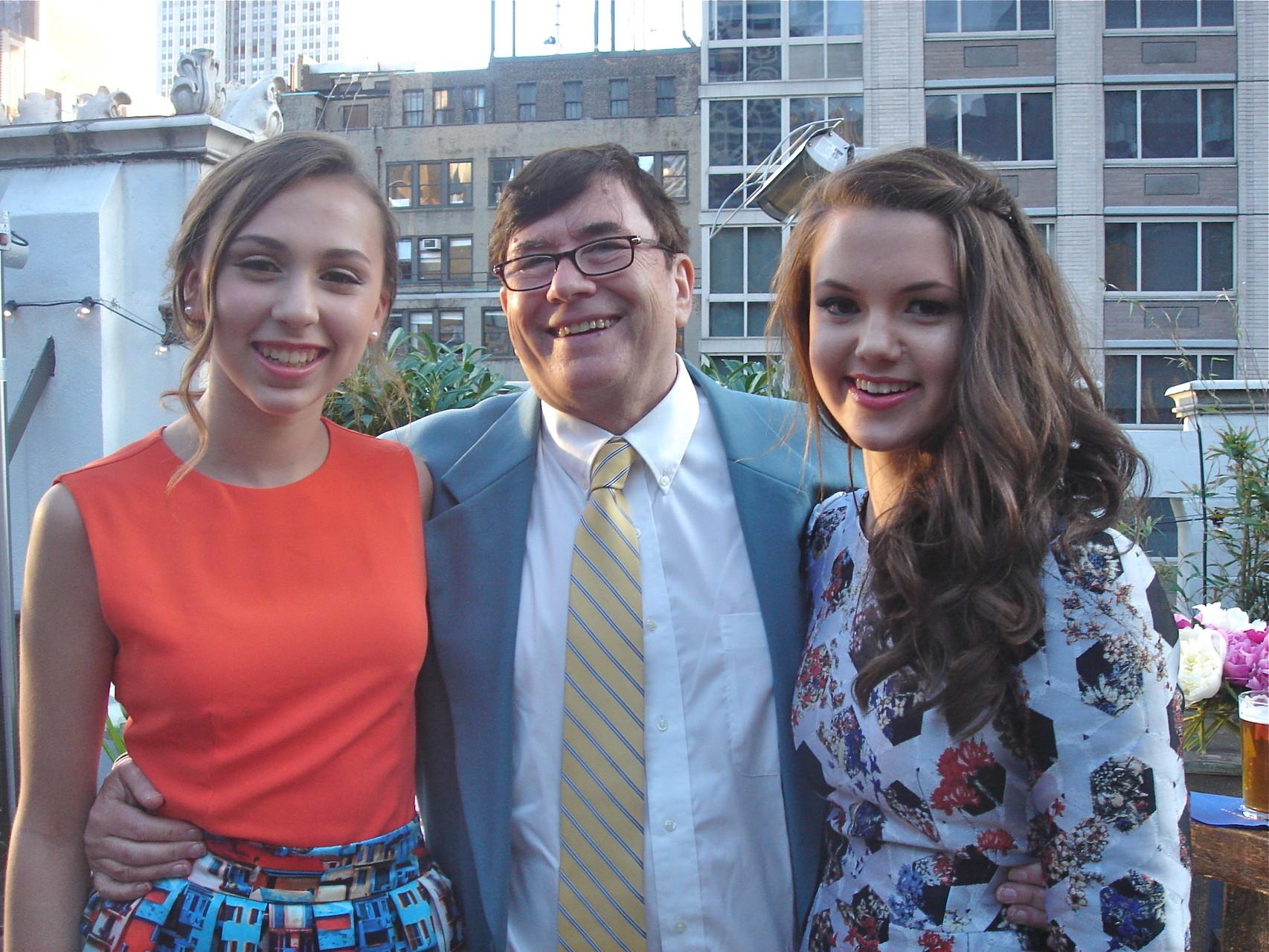 Gabby, John, & Kate