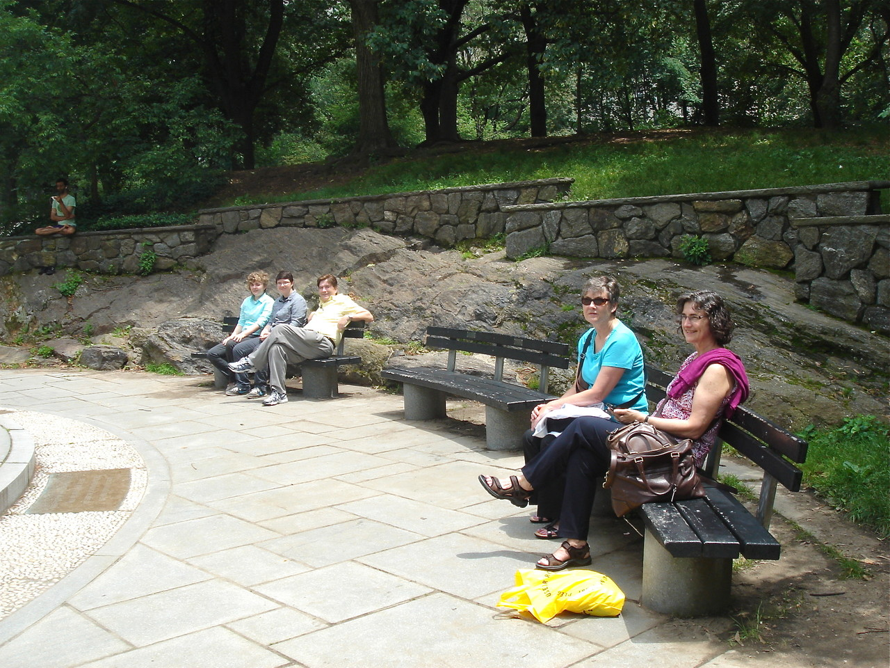Central Park, June 6, 2013