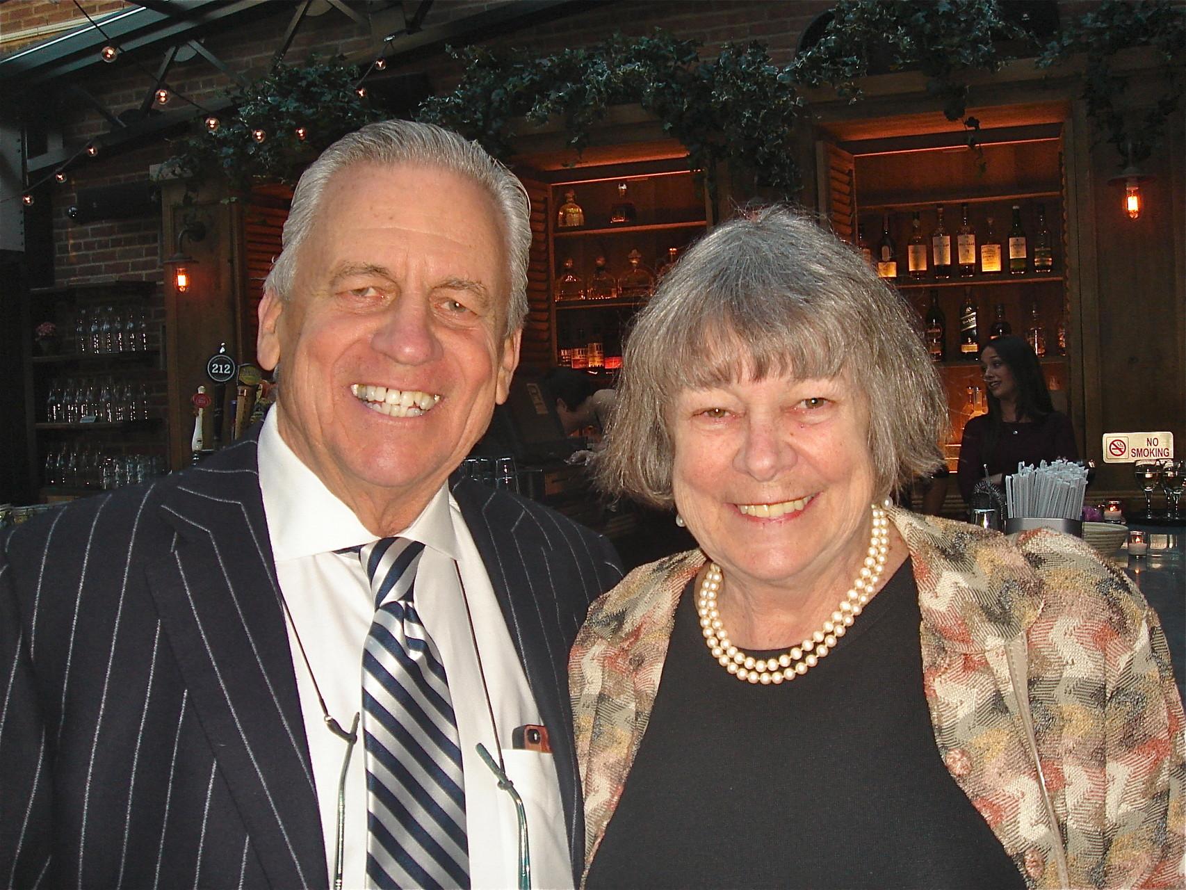 Stuart Kagel Sr. & his sister Kathy Hutchins