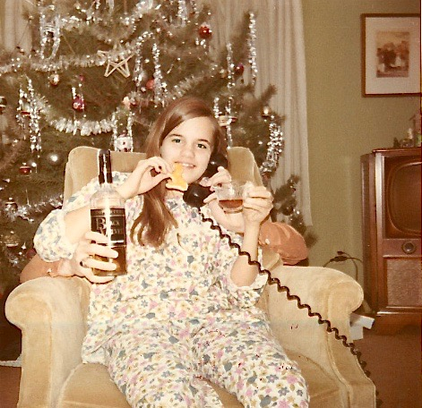 Celeste, Xmas 1970, training to be a CEO