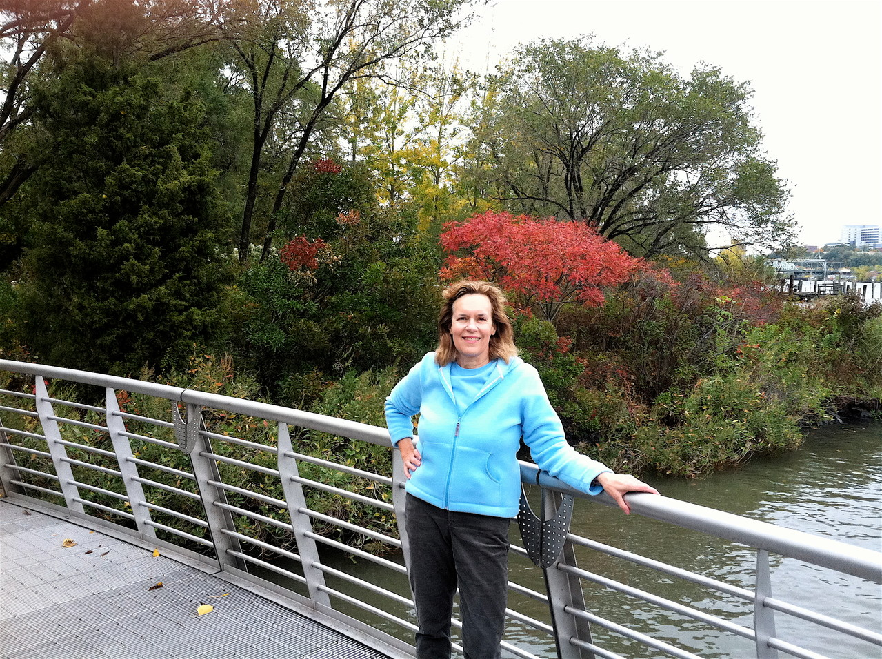 Lorraine along the Harlem River, 10-28-12