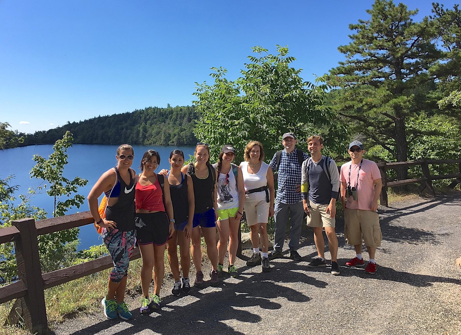Gudas Lab Trip, 7-16