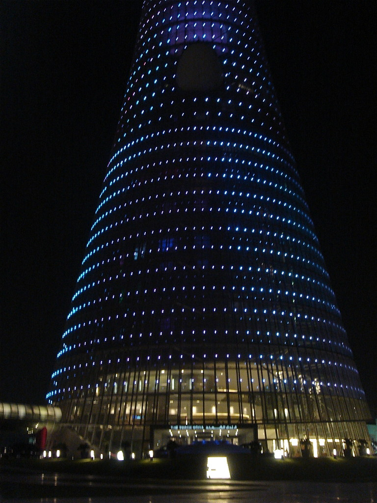 The Torch (bottom) Doha
