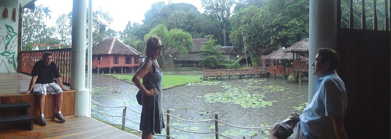 Heritage Park, Sabah Museum, Borneo